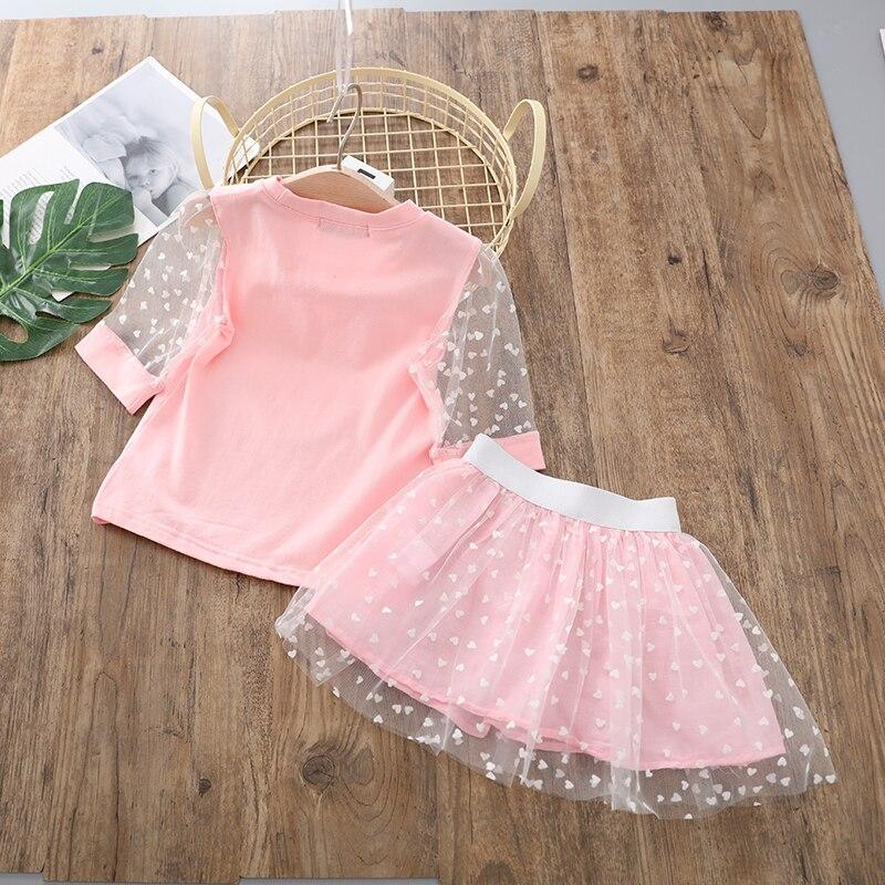 do ombro 3d rosa flor algodão saia superior conjunto