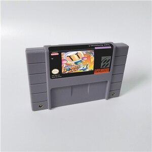 Image 5 - Super Bomberman 1 2 3 4 5 tarjeta de juego de acción versión US