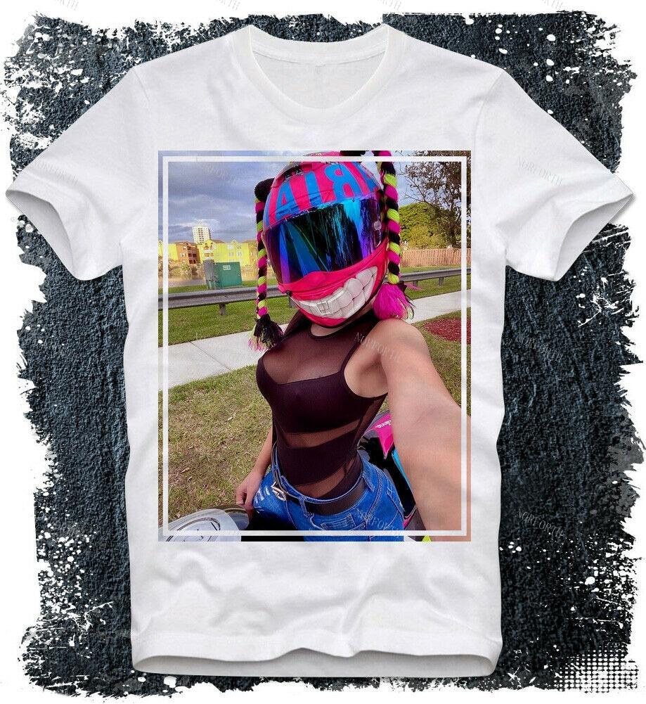 T camisa motociclistas pilotos bad ass quente sexy meninas droga swag trill pinup feminino pin-up