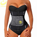 LAZAWG тренировочный корсет для талии, нижнее белье, бюстье придающее спортивный корсет для уменьшения женские тренировки Body Shaper Вес потери жи...