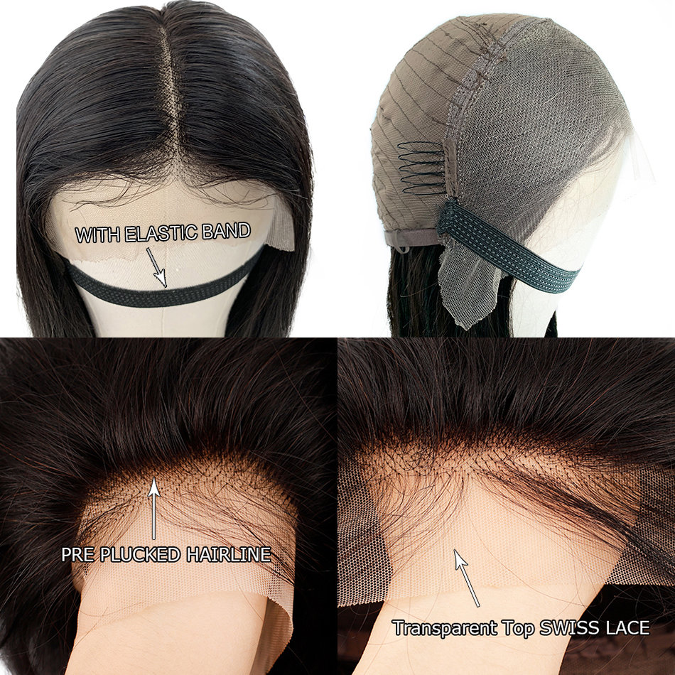 Transparent-Human-Hair-Frontal-Straight-Wigs-With-Baby-Hair-Remy-Malaysian-Hair-Lace-Wig-Preplucked-And(2)