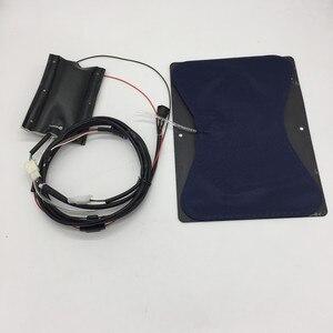 car seat electric lumbar suppo