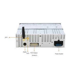Image 4 - Radio con GPS para coche, radio con reproductor DVD, android 10, 1DIN, 7 pulgadas, HD, Bluetooth, USB, cámara trasera, unidad principal de coche, ESTÉREO