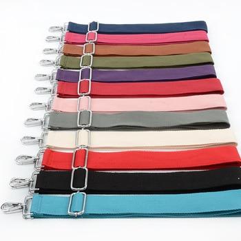 Solid Color Bag Strap for Women Shoulder Handbag Decorative Hand Messenger Belt Bag Accessories Handle Crossbody Wide Strap Part 1