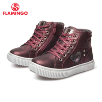Shoes Flamingo 92B HL 1582/1583 boots for girls shoes for kids 27 32 #