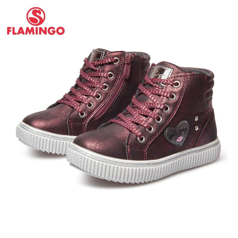 Flamingo chaussures 92B-HL-1582/1583 chaussures pour enfants 27-32 #