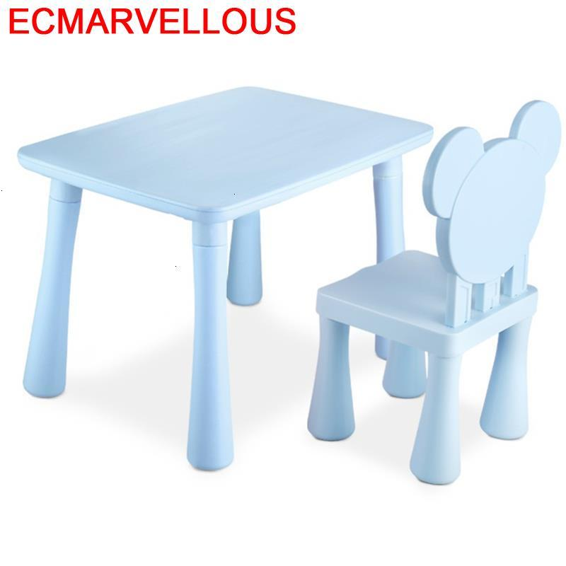Stolik Dla Dzieci Pour Mesinha Play Mesa Y Silla Infantil Kindergarten For Kids Bureau Enfant Study Kinder Children Table
