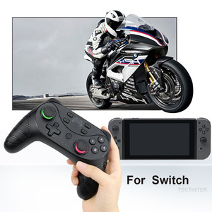 Image 3 - Game  Controller For Switch Console with 6 Axis  Wireless Bluetooth Gamepad For Nintendo Switch Pro Controller NS Switch