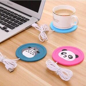 USB Warmer Gadget Cartoon Sili
