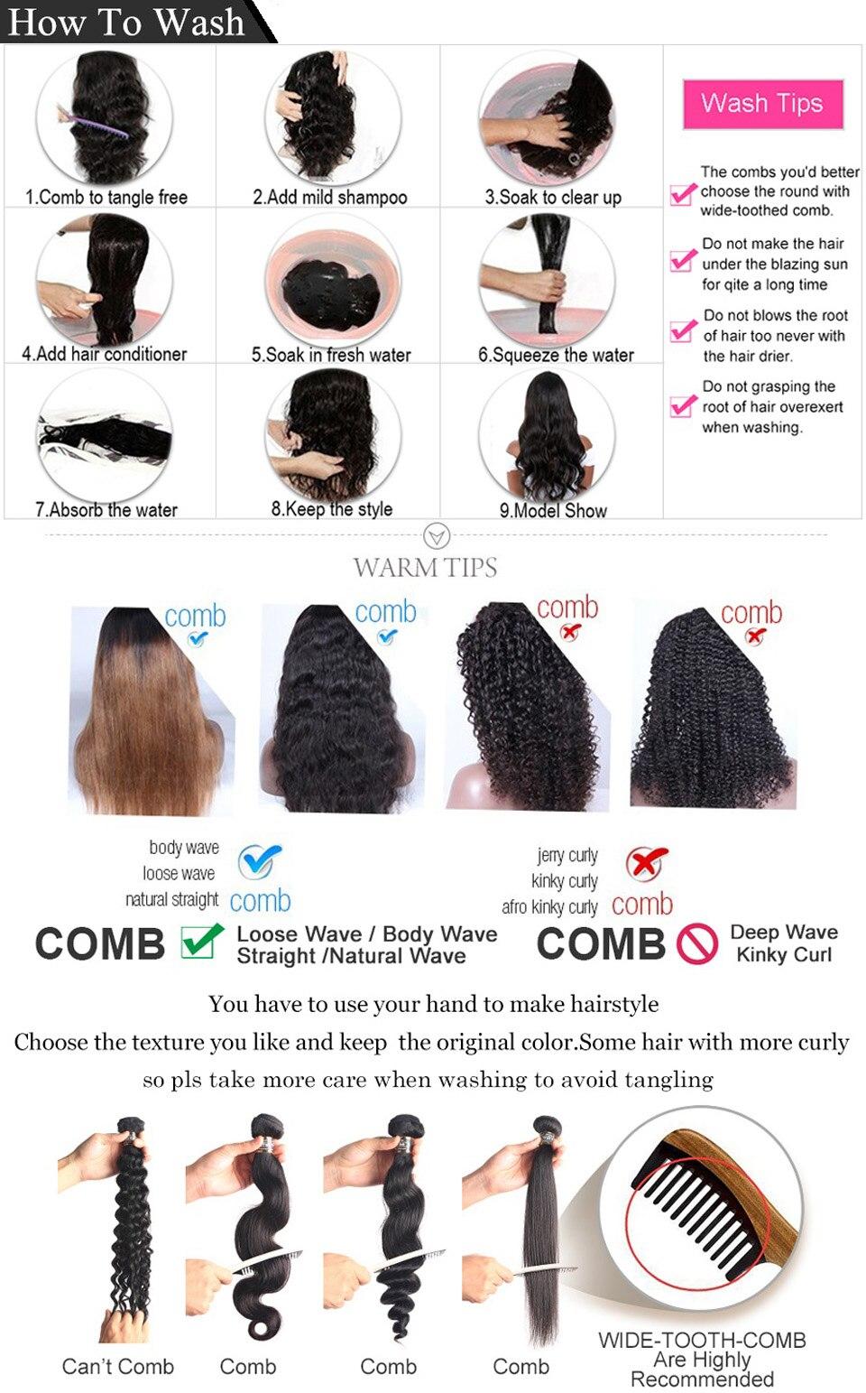 Perucas longas do cabelo sintético do laço