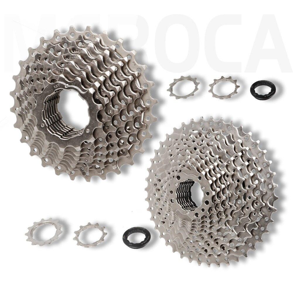 Сверхлегкий маховик для дорожного велосипеда 8S 9S 10S 11S скоростной складной велосипед сплав 11-25 28T 36T кассета маховик Запчасти для езды