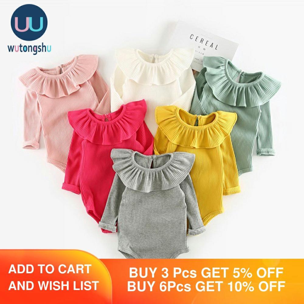 Комбинезоны для маленьких девочек и мальчиков; От 0 до 2 лет осенняя одежда для новорожденных девочек; Детский комбинезон с длинными рукавами; Зимняя одежда для маленьких девочек|Ромперы| | АлиЭкспресс - 11/11 AliExpress