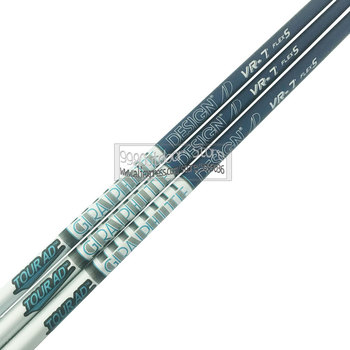New wood Golf shaft Tour AD VR-7 Graphite shaft S Flex 0.335 driver Clubs shaft Free shipping