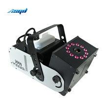 Dmx512 2000w светодиодный дымовая машина 12x3 Вт rgb контройлер