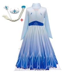 Платье принцессы для маленьких девочек; Платья для девочек на День рождения; Вечерние платья для девочек; Детский карнавальный костюм на Ро...