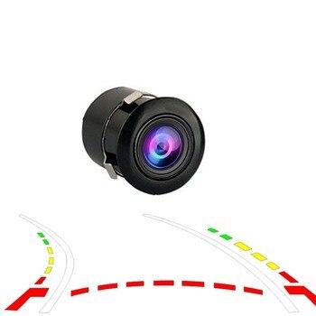 Cámara de marcha atrás de coche de gran angular 170, cámara de visión nocturna HD, cámara de visión trasera, videocámara de estacionamiento de respaldo, Monitor de marcha atrás altamente impermeable