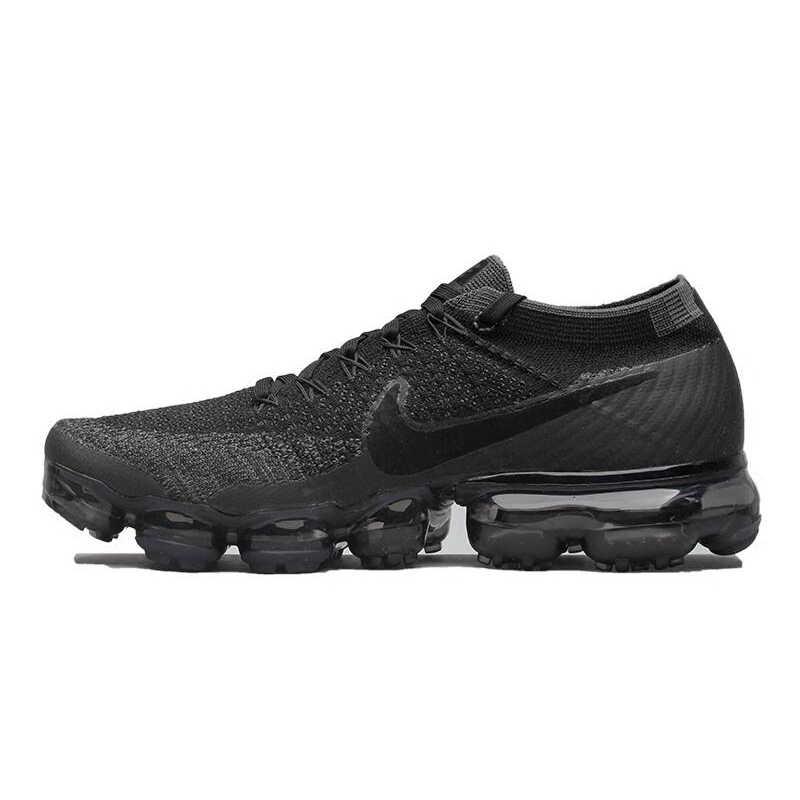 Кроссовки для бега Air VaporMax Flyknit женская обувь для спорта на открытом воздухе дышащие амортизирующие кроссовки 849558-004