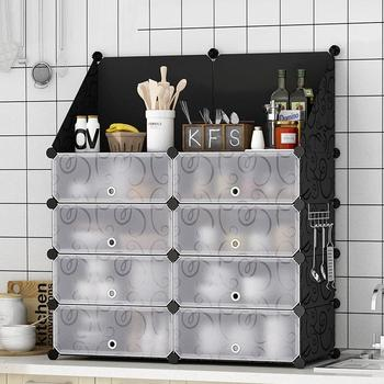 Mobili Shabby Cocina Console Meuble Cupboard For Room Cristaleira Para Sala Comedor Mueble Aparador Sideboard Dining Cabinet