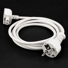 цена на 1.8M Extension Cable Cord for MacBook for Pro Charger Cable Power Cable Adapter US/EU/AU Plug