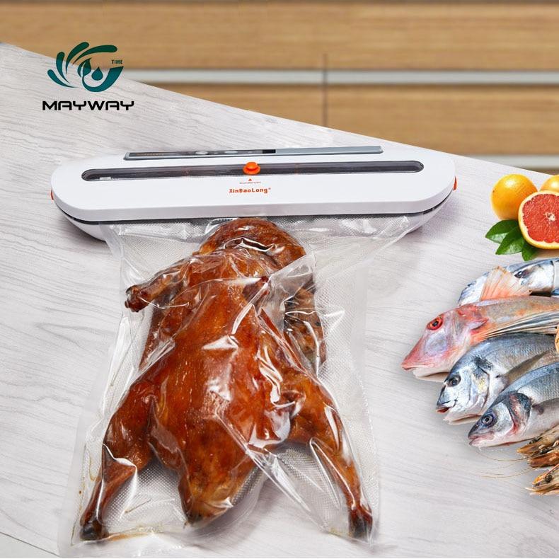Scelleur sous vide alimentaire automatique Commercial ménage alimentaire scelleur sous vide Machine d'emballage