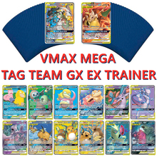 Carte-Game-Toy Pokemones-Cards-Toys Mewtwo-Collection Vmax-Trainer MEGA Shining English