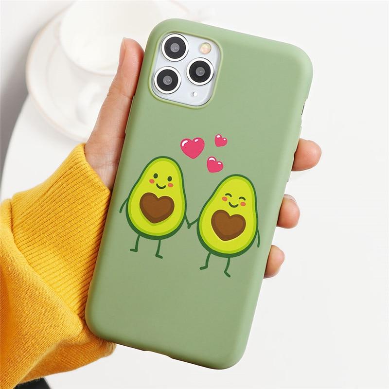 Cute Avocado Case 41