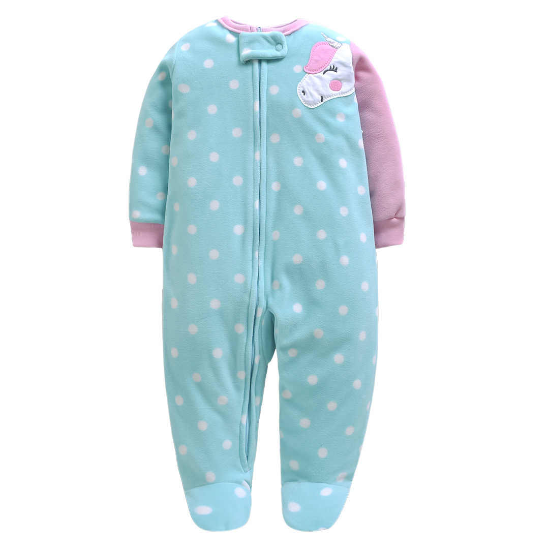 Nieuwe Retail Nieuwe Pasgeboren Zuigelingen Baby Jongen en Meisje Dragen Mickey Zelfs Klim Kleding Siamese Ha kleding 2019