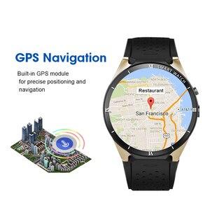 Image 3 - Kaimorui KW88 Pro Android 7.0 Smart Horloge Met Camera 1 Gb + 16 Gb Bluetooth MTK6580 3G Sim kaart gps Wifi Smartwatch Voor Ios Android