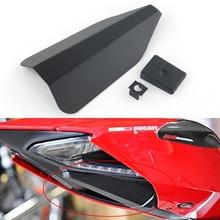 For Ducati 899 959 1199 1299 R Panigale 2012 2018 Frames License Plate Frame Holder Bracket Fender Cover Block Off Plate