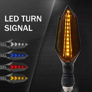 Motorcycle Accessories Blinker Lamp LED Turn Signal Indicator Light For KAWASAKI Z1000 Z900 Z800 Z750 Z650 Z300 Z400 Z250 Z125