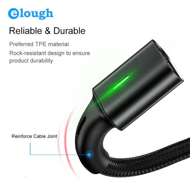 Универсашьное магнитное зарядное устройство Elough 6