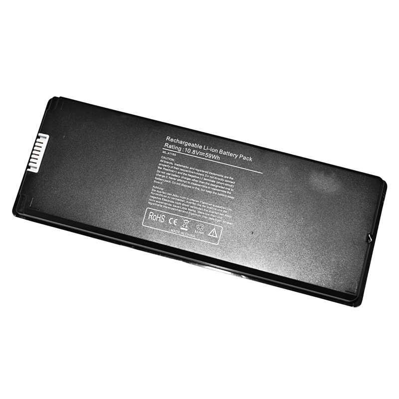 """59WH 10.8v batterie d'ordinateur portable pour APPLE MacBook 13 """"A1181 MA472 MA701 661-4703 A1185 MA561 MA561FE MA561G/Un MA561J/Un MA561LL/A"""