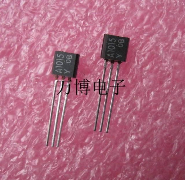 Оригинальный новый продукт A1015 C1815 2SA1015 2SC1815 Y, сделано в Японии, 10 пар