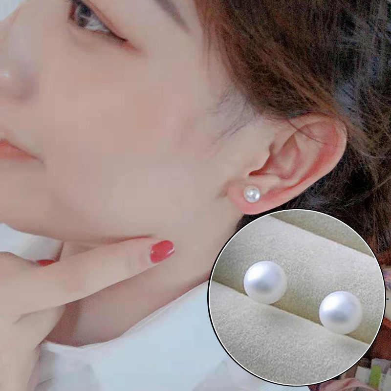 8 มม.ต่างหูผู้หญิงของขวัญ Oorbellen Pendientes Mujer Moda ต่างหู Brinco ต่างหูต่างหู Aretes De Kolczyki