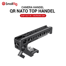 SmallRig DSLR Camera Rig NATO Top Handle Quick Release Hand Grip Compatible w/ SmallRig A6500 , BMPCC 4 K Cage or Nato Rail 2439