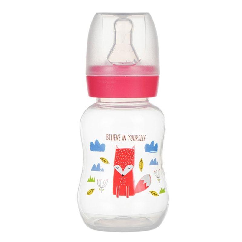 120ml Newborn Baby Infant Nursing Milk Fruit Juice Water Feeding Drink Bottle