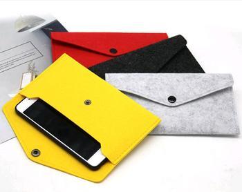 Перейти на Алиэкспресс и купить Для Asus ROG phone II zenfone 6 live (L2) SD430 SD430 Max, Простой Модный чехол-книжка, чехол для телефона из фетра, Новинка
