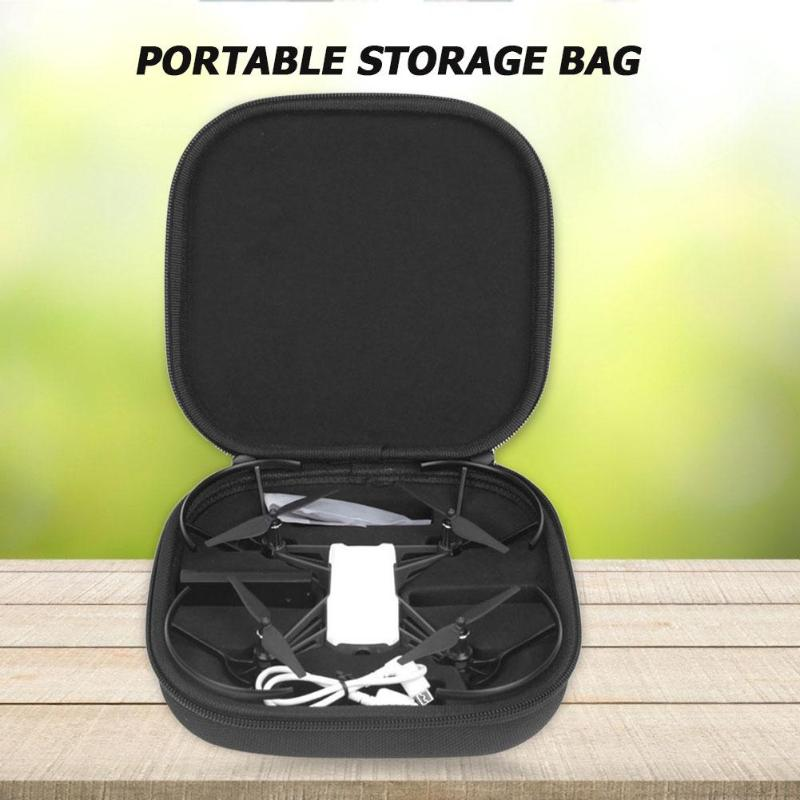 Waterproof Handbag Carrying Case Bag For DJI Tello Drone Cables Accessories Classic Colors And Simple Durable Design