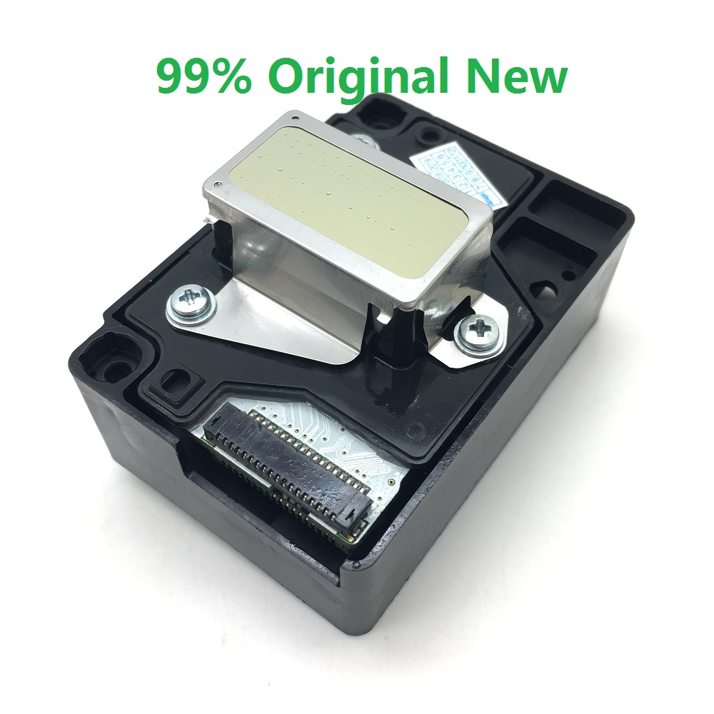 New F185000 Printer Head Printhead For Epson T30 T33 T110 T1100 T1110 L1300 ME1100 ME70 ME650 C110 C120 C1100 SC110 TX510 B1100