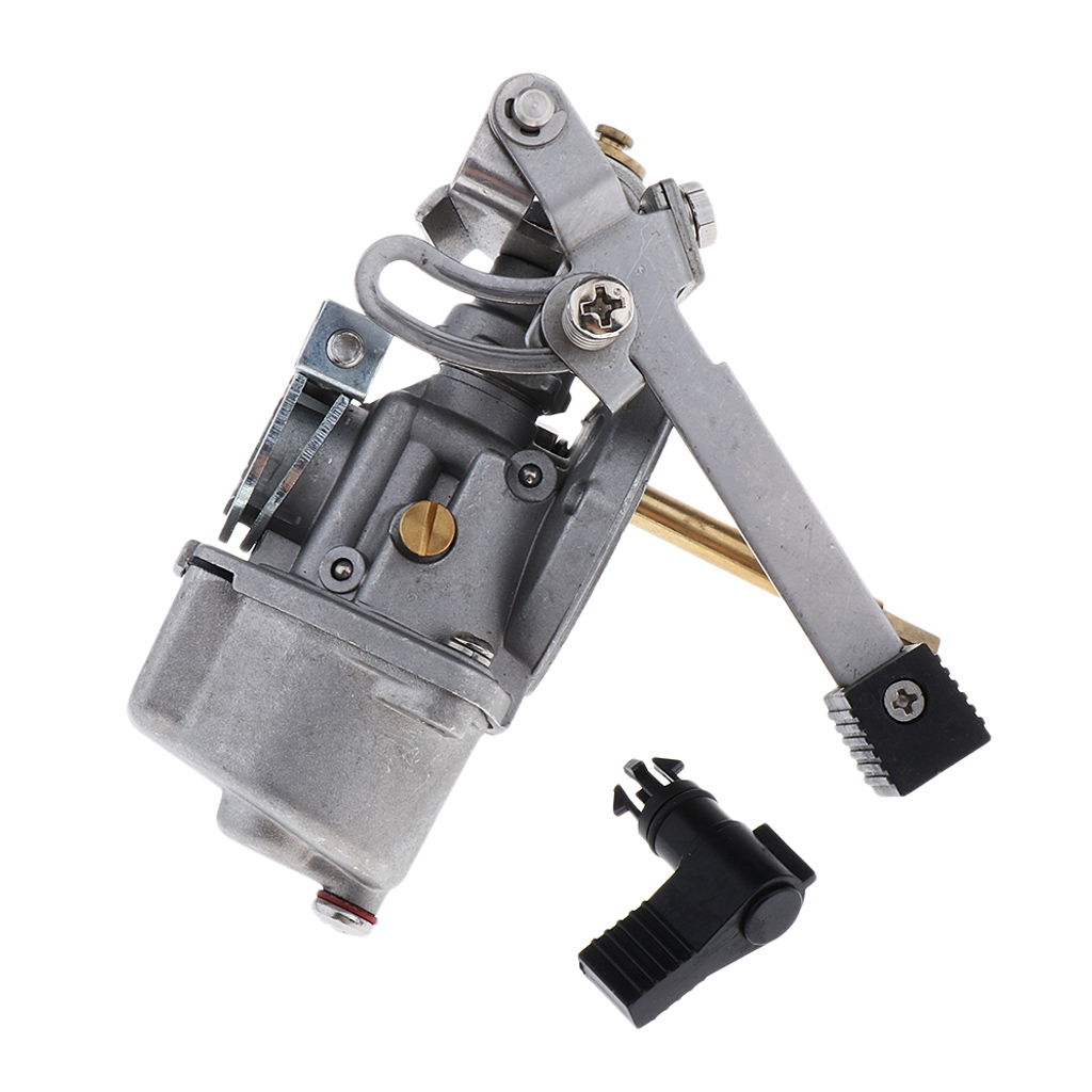 Boat Motor Carbs Carburetor Assy for Yamaha 2hp 2 Stroke Outboard Engine