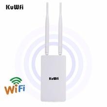 Açık kablosuz WiFi tekrarlayıcı WIFI genişletici 300Mbps 2.4GHz erişim noktası geniş alan su geçirmez Wi Fi amplifikatör Wifi yönlendirici