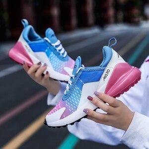 Image 5 - Skrevds احذية الجري الرياضة في الهواء الطلق أحذية رياضية مريحة للتنفس للنساء عالية الجودة زوجين أحذية رياضية