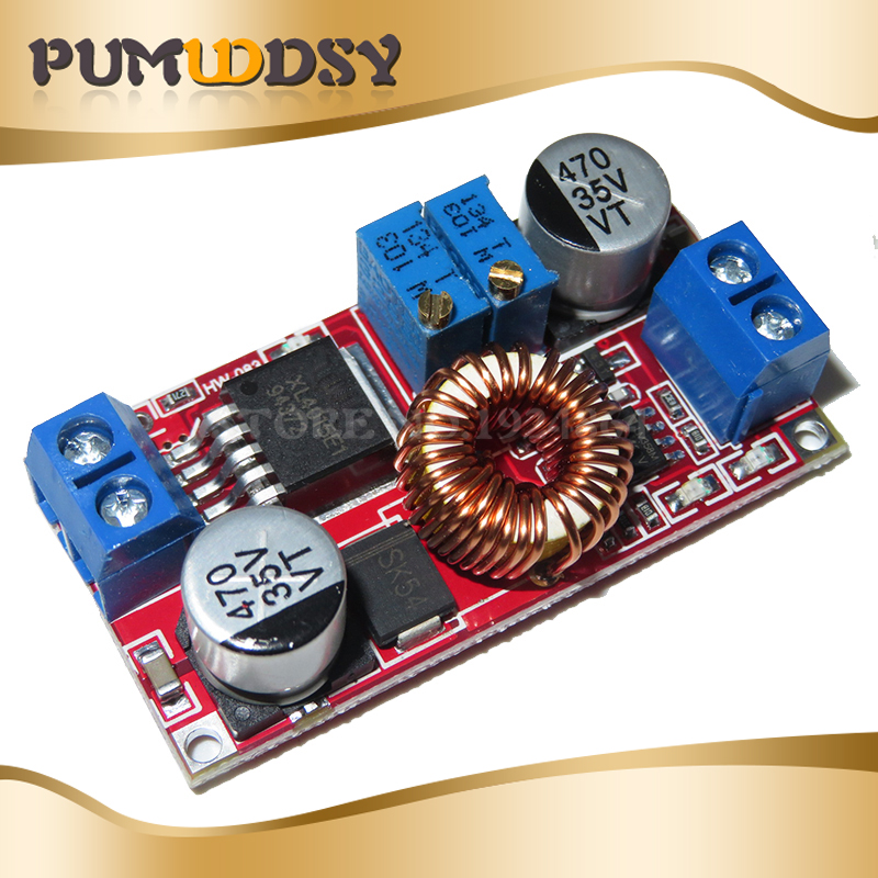 XL4015 E1 5A DC to DC CC CV Lithium Battery Step down Charging Board Led Converter Lithium Charger Module