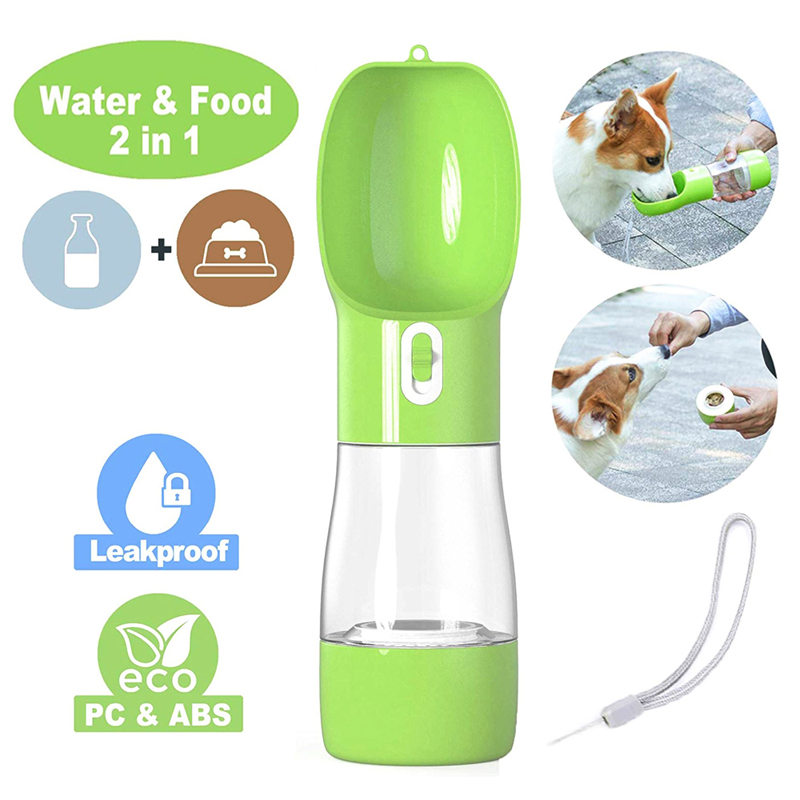 Portable Dog Water Bottle Dog Travel Water Bottle Leak Proof font b Pet b font Water