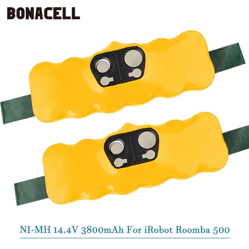 14,4 V 3800 мАч металл-гидридных или никель Батарея для iRobot Roomba 500 510 530 532 534 535 540 550 560 562 570 580 600 610 700 760 770 780 800 980 R3