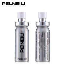 15 Ml הזקפה פין תרסיס חדש Peineili עיכוב זכר שנמשך 60 דקות מוצרי סקס הגדלת פין קרם חומרי סיכה
