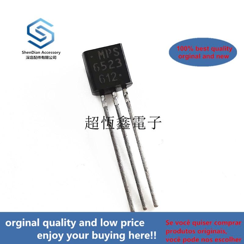 5pcs 100% Orginal New MPS6523 6523    Amplifier Transistors Real Photo