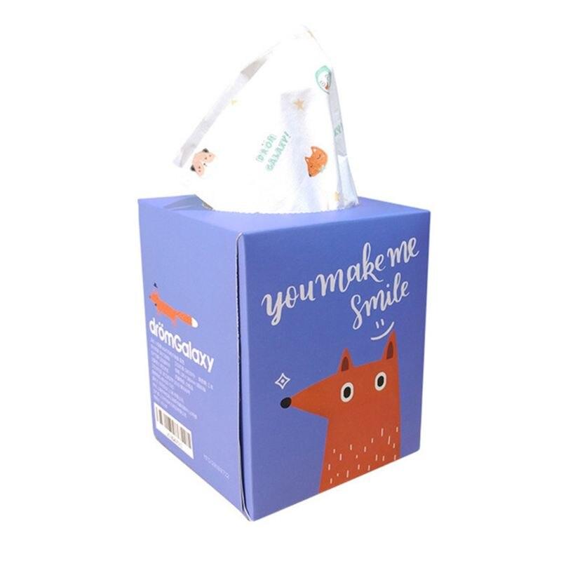 A Box  Toilet Paper No Fluorescent Agent Soft Stronge 3-Ply Sheets Bath Tissue