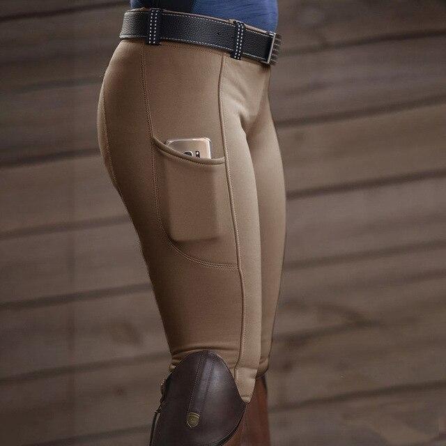 Perfect Fit  Equestrian Racing Pants  6