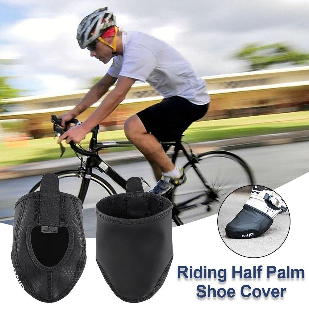 Cycling Shoe Covers Windproof Warm Keeping Self-locking Shoe Case Coque Capa For Road Bike Mountain Bike